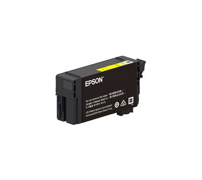Picture of EPSON UltraChrome XD2 Ink for T2170, T3170 and T5170 - Yellow (26mL)