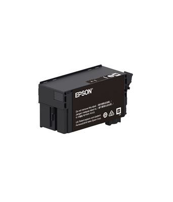 Picture of EPSON UltraChrome XD2 Ink Cartridge for SureColor T3170 and T5170 - Black (80 mL)