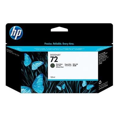 Picture of HP 72 Ink Cartridges - Matte Black (130 mL)