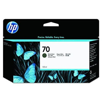 Picture of HP 70 Ink for Designjet Z2100/Z3100/Z3200 - Matte Black