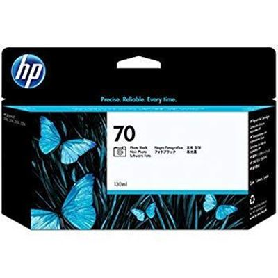 Picture of HP 70 Ink for Designjet Z2100/Z3100/Z3200 - Photo Black