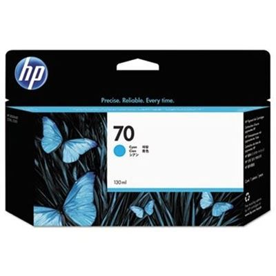 Picture of HP 70 Ink for Designjet Z2100 - Cyan