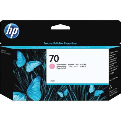 Picture of HP 70 Ink for Designjet Z2100/Z3100/Z3200 - Lt. Magenta