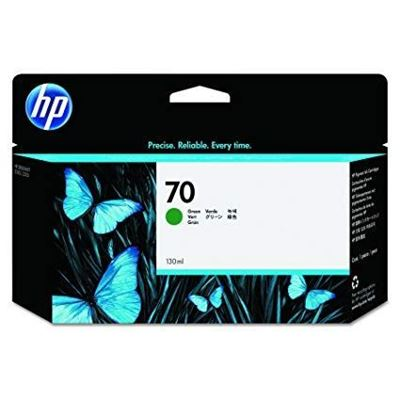 Picture of HP 70 Ink for Designjet Z3100/Z3200 - Green