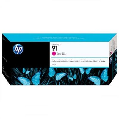 Picture of HP 91 Magenta Ink Cartridges for Designjet Z6100