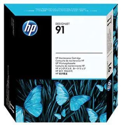 Picture of HP 91 Maintenance Cartridge for Designjet Z6100