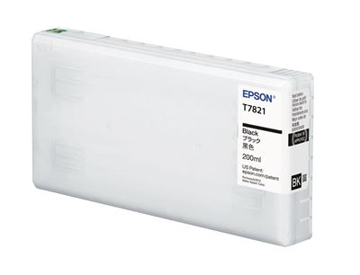 Picture of EPSON UltraChrome D6-S Black Ink for D700 (200 mL)