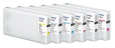 Picture of EPSON UltraChrome D6-S Ink for D700 (200 mL)