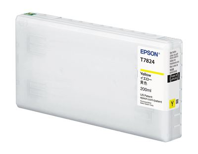 Picture of EPSON UltraChrome D6-S Yellow Ink for D700 (200 mL)
