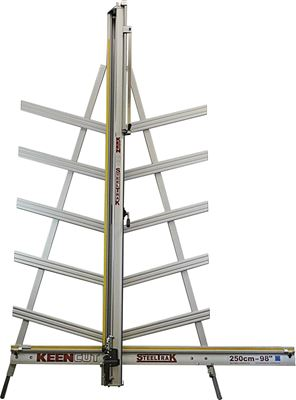 Picture of Keencut SteelTraK - 98in Vertical Wall Cutter