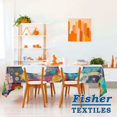 Picture of Fisher Textiles 1707 Soft Knit (FR)