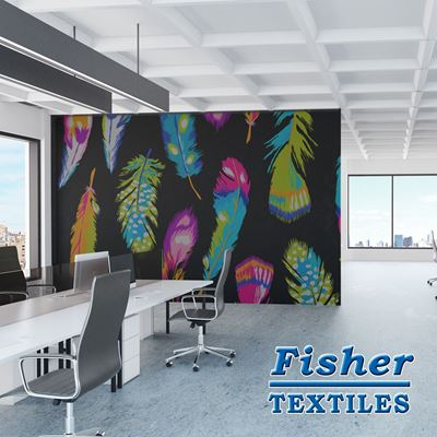 Picture of Fisher Textiles 4608 Power Stretch (FR) - 61in x 100ft