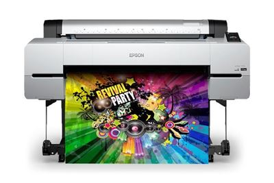 Picture of EPSON SureColor P10000 Production Edition 44in Printer