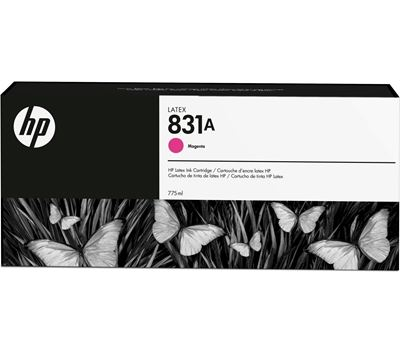 Picture of HP 831A 775ml Latex 300/500 Series Ink - Magenta