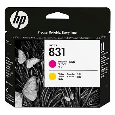 Picture of HP 831 Latex 100/300/500 Series Printheads - Magenta/Yellow
