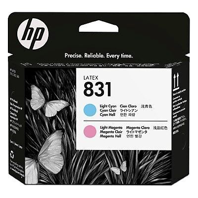 Picture of HP 831 Latex 100/300/500 Series Printheads - Light Magenta/Light Cyan