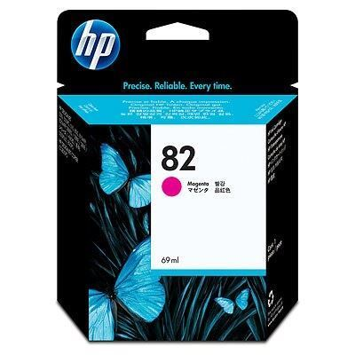 Picture of HP 82 Magenta Ink Cartridge