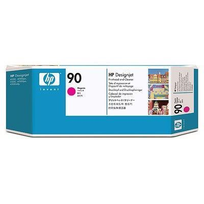 Picture of HP 90 Magenta Printhead for Designjet 4000 Series