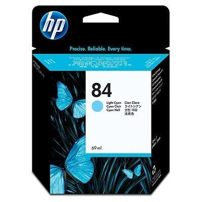 Picture of HP 84 Light Cyan Ink Cartridge