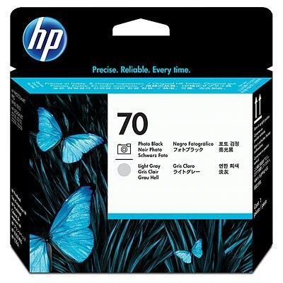Picture of HP 70 Photo Black & Light Gray Printheads for Designjet Z2100/3100/3200/5200