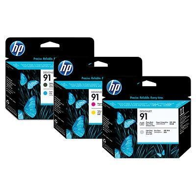 Picture of HP 91 Printheads for Designjet Z6100