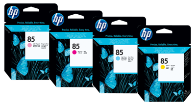 Picture of HP 85 Printheads