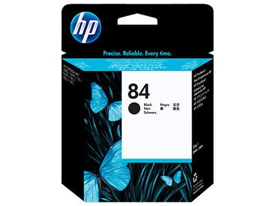 Picture of HP 84 Black Printhead