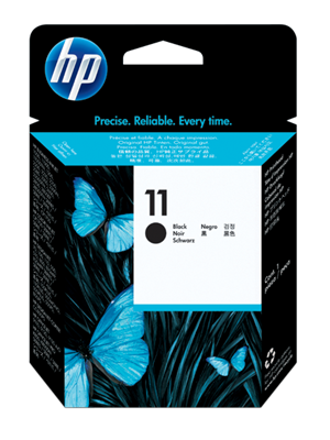 Picture of HP 11 Black Printhead