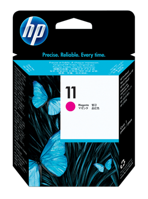 Picture of HP 11 Magenta Printhead