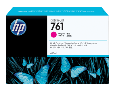 Picture of HP 761 Ink for Designjet T7100- Magenta