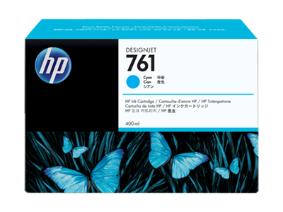 Picture of HP 761 Ink for Designjet T7100- Cyan