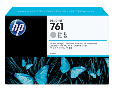 Picture of HP 761 Ink for Designjet T7100- Gray