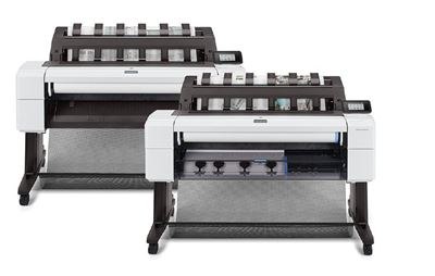 Picture of HP DesignJet T1600dr 36in PostScript Printer