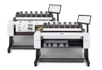 Picture of HP DesignJet T2600 36in Printer