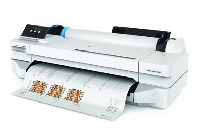 Picture of HP DesignJet T130  24in Printer