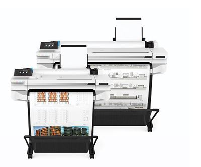 Picture of HP DesignJet T530 24in Printer