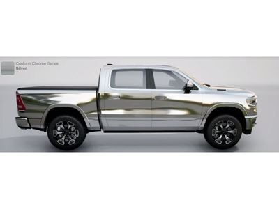 Picture of Avery Dennison® Specialty 100 - Metalized Conform Chrome Silver - 53in x 75ft
