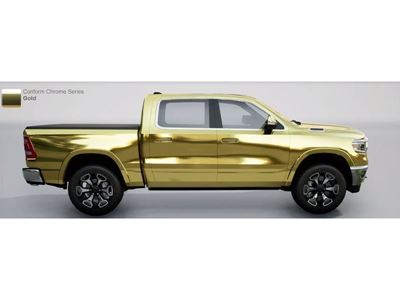 Picture of Avery Dennison® Specialty 100 - Metalized Conform Chrome Gold - 53in x 75ft