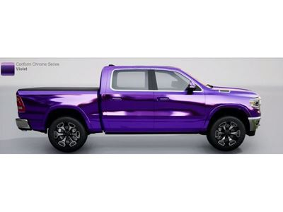 Picture of Avery Dennison® Specialty 100 - Metalized Conform Chrome Violet - 53in x 30ft