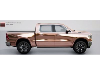 Picture of Avery Dennison® Specialty 100 - Metalized Conform Chrome Rose Gold - 53in x 30ft