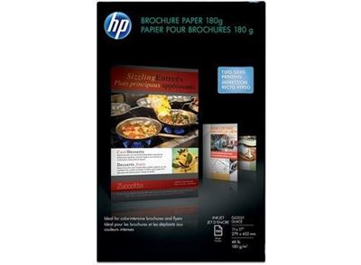 Picture of HP Professional Brochure/Flyer paper- 8.5in x 11in