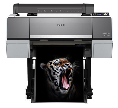 Picture of EPSON SureColor P7000 Commercial Edition Printer