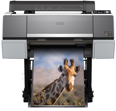 Picture of EPSON SureColor P7000 Standard Edition Printer - 24in