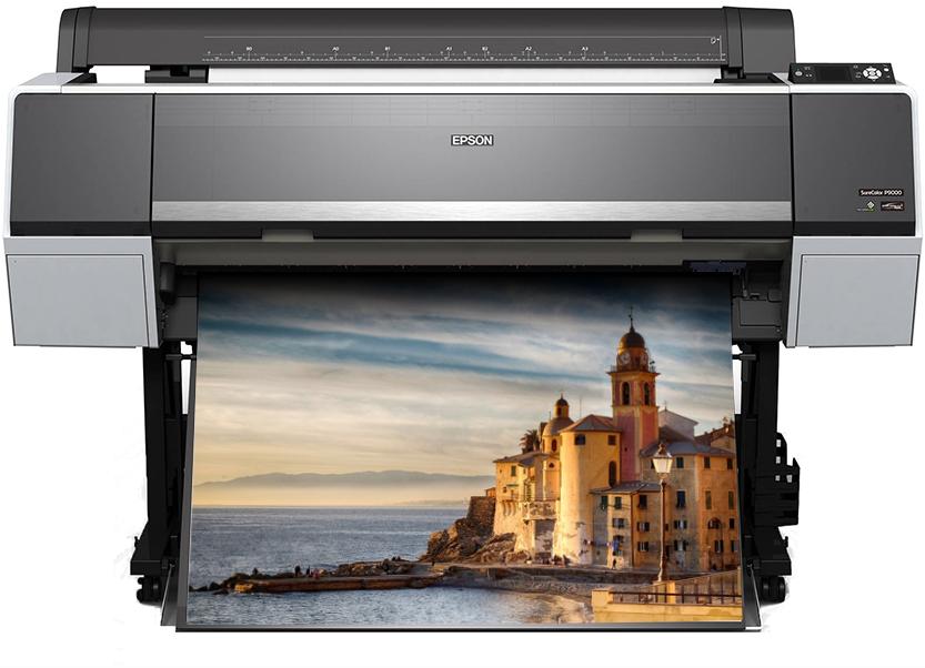 EPSON SureColor P9000 Commercial Edition Printer