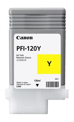 Picture of Canon imagePROGRAF TM-Series Ink - Yellow (130 mL)