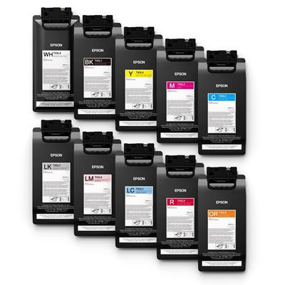Picture of EPSON UltraChrome GS3 Ink for SureColor S60600L and S80600L