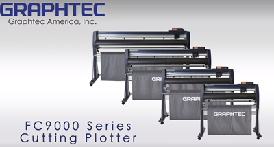 Picture of Graphtec FC9000 Cutter