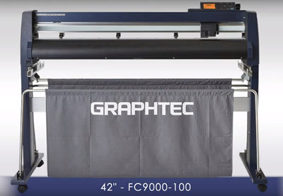 Picture of Graphtec FC9000 Cutter - 42 in