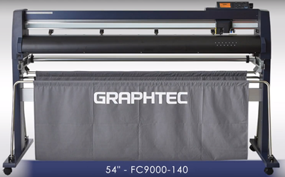 Picture of Graphtec FC9000 Cutter - 54 in