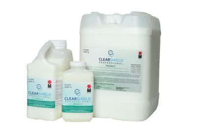 Picture of Marabu ClearShield Professional Transit Part A, Gloss - 1 Liter